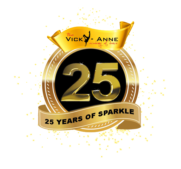 Vicky-Anne 25 Years of Sparkle